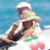 Elle Macpherson : Vacances amoureuses avec son riche Roger Jenkins pour The Body
