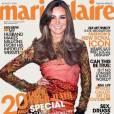 Une fausse Kate Middleton en couverture de  Marie-Claire  Afrique du Sud d'août 2012