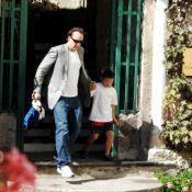 Nicolas Cage : Virée familiale en Italie, loin de sa carrière en chute libre