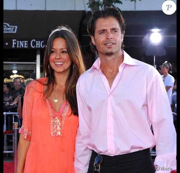 Brooke Burke et David Charvet