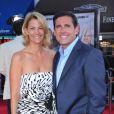 Steve Carell et sa femme