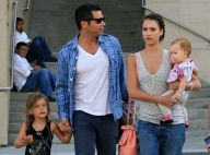 Jessica Alba bien entourée : Un dîner décontracté avec ses filles et son mari