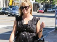 Reese Witherspoon, enceinte, se sent sexy et dévoile ses formes généreuses