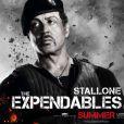 Sylvester Stallone dans  Expendables 2 : Unité spéciale , en salles le 22 août.