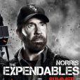 Chuck Norris dans  Expendables 2 : Unité spéciale , en salles le 22 août.