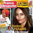 France Dimanche en kiosques le 27 juillet 2012