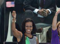 JO 2012 - Michelle Obama : Une supportrice de choc pour les nageurs américains !