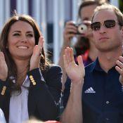 JO - Kate Middleton et William ravis par les exploits de Zara Phillips en cross