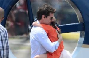 Tom Cruise partage un moment magique avec sa fille Suri
