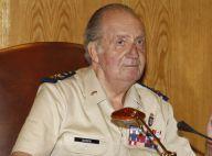 Juan Carlos d'Espagne : Le nez amoché après une chute tête la première