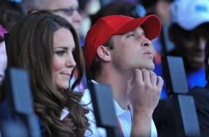 JO de Londres : Kate et William, regards perdus malgré le triomphe britannique