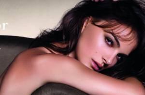 Natalie Portman : Une jeune mariée totalement Nude pour Dior