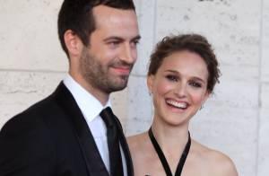 Natalie Portman au comble du bonheur : Les premières images de son mariage