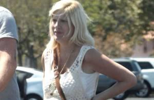 Tori Spelling, très enceinte : elle se lance dans la mode pour enfants !