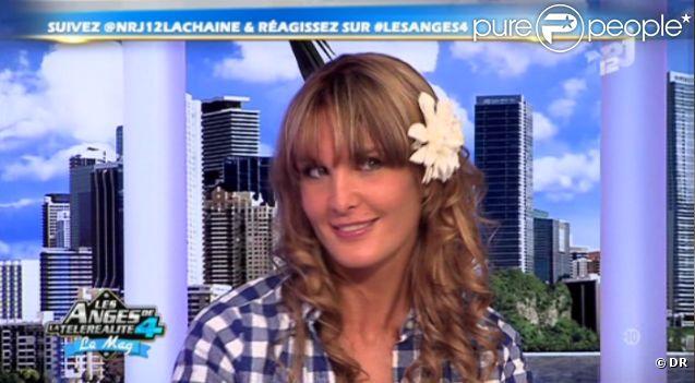 Nouvelle coupe de Marie dans  Les Anges de la télé-réalité 4 - Le Mag , jeudi 26 avril 2012 sur NRJ 12