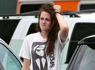 Kristen Stewart fatale pour de belles photos dans une piscine, avant le scandale