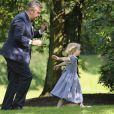 Prince Laurent et Princesse Louise