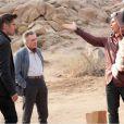 Colin Farrell, Christopher Walken et Sam Rockwell dans  Seven Psychopaths  de Martin McDonagh.
