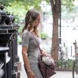 Sarah Jessica Parker à New York, le 15 août 2012.