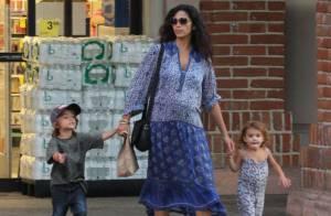 Camila Alves : Maman enceinte et détendue, Matthew McConaughey aux fourneaux