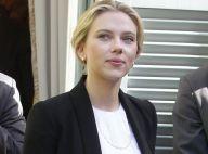Scarlett Johansson : Balade nocturne et amoureuse à Paris