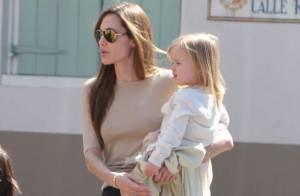 Angelina Jolie : Sa fille Vivienne, 4 ans, débute sa carrière dans Maleficient