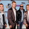 Howie Dorough et les Backstreets Boys en novembre 2009 à Berlin lors des MTV Europe Music Awards