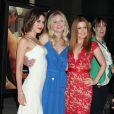 Rebel Wilson, Kirsten Dunst et Isla Fisher à l'avant-première de  Bachelorette  à Los Angeles, le 23 août 2012.