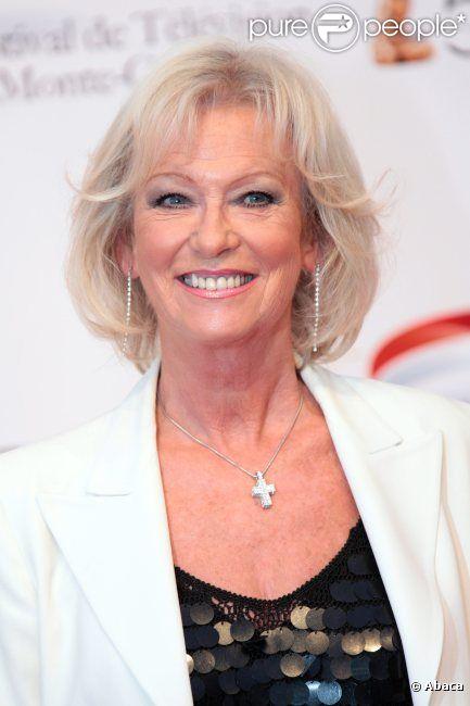 Evelyne Leclercq en juin 2010 à Monte-Carlo