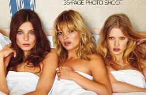 PHOTOS : Invitation au rêve avec Kate Moss et ses copines !