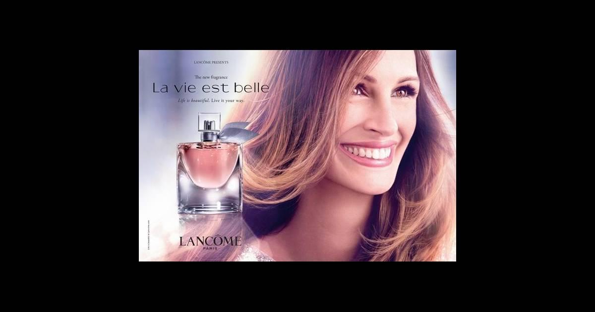 La Est Julia RobertsVisage Lancôme Vie Du Belle Parfum De De9HIWE2Y