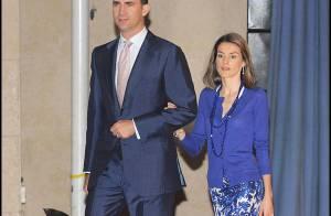 PHOTOS : Letizia et Felipe d'Espagne, un couple si chic