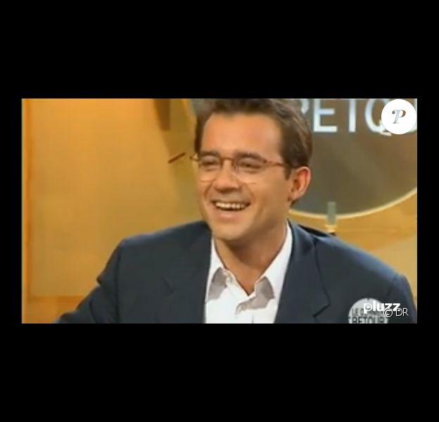 Jean-Luc Delarue dans l'émission hommage Jean-Luc Delarue... Toute une histoire sur France 2 le mardi 28 août 2012