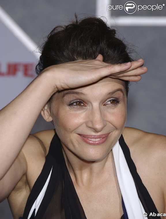 Juliette Binoche - Images Colection