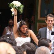 Gilbert Coullier a marié son fils Nicolas, devant M. Pokora amoureux