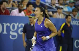 US Open - Marion Bartoli : Phénoménale sous les yeux attendris de son père