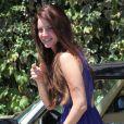 Lana Del Rey à Los Angeles le 6 août 2012