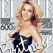 Britney Spears : Pudique et tendre avec son fiancé Jason, et glamour dans 'Elle'
