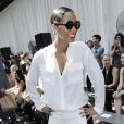 La superbe Alicia Keys assiste au défilé Edun printemps-été 2013. New York, le 8 septembre 2012.