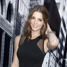 Ashley Greene, ravissante égérie lors du défilé DKNY. New York, le 9 septembre 2012.