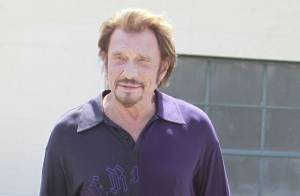 Johnny Hallyday : Une nouvelle coupe de cheveux et la semaine commence bien