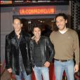 Jamel Debbouze, Joey Star et Kader Aoun