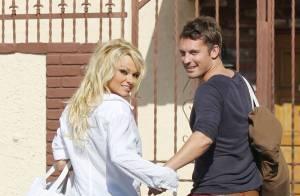 Pamela Anderson : Super sexy et amoureuse, elle s'entraîne dur pour DWTS