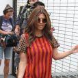 Kourtney Kardashian, maman stylée à Miami, le 16 septembre 2012.