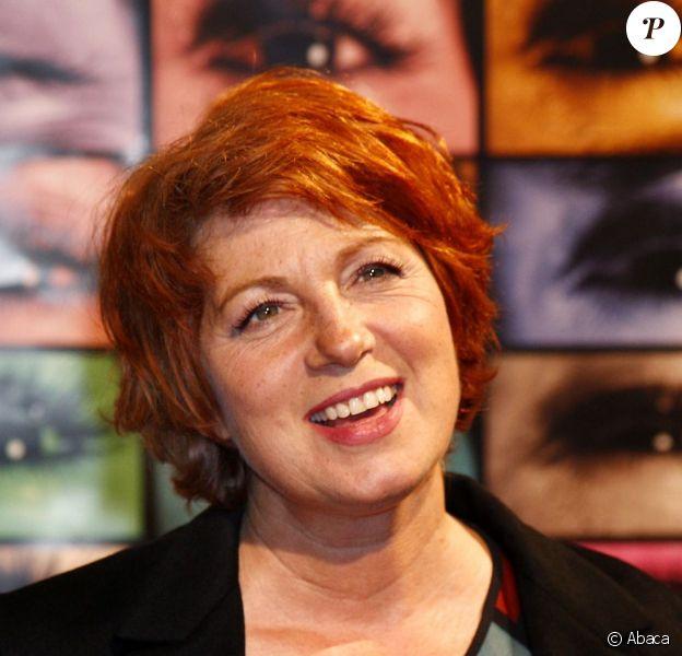 Véronique Genest au Festival de la fiction TV de La Rochelle, le 16 septembre 2009.
