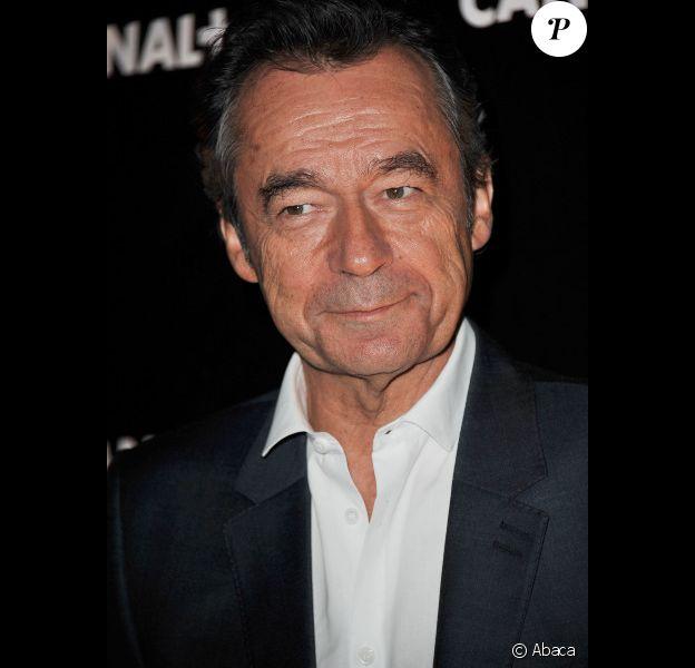 Michel Denisot en septembre 2012 à Paris