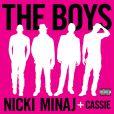 Écoutez le titre The Boys de Nicki Minaj, en featuring avec Cassie.
