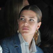 Charlotte Casiraghi : Spectatrice glamour d'un show Gucci coloré