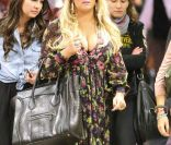 Jessica Simpson, en septembre 2012 à New York.