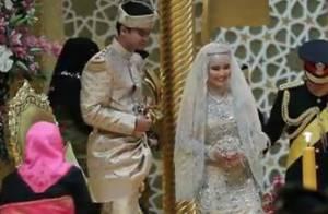 Sultan de Brunei : Fastueux mariage de sa fille, princesse Hajah Hafizah Sururul